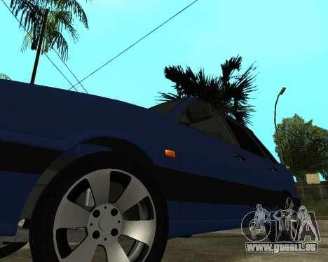 VAZ 21015 ARMENIAN für GTA San Andreas Räder