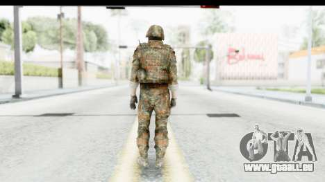 Global Warfare Germany für GTA San Andreas dritten Screenshot