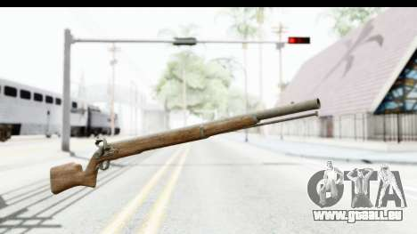 GTA 5 Musket für GTA San Andreas