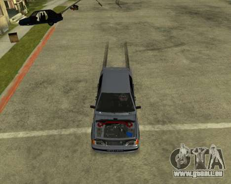 VAZ 21015 ARMENIAN für GTA San Andreas Unteransicht