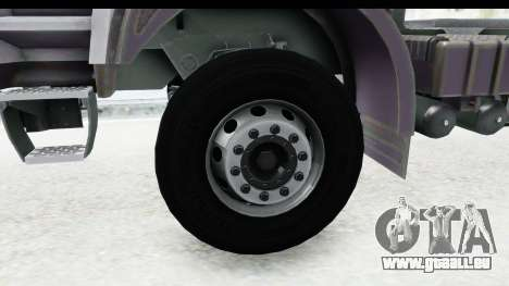 Tatra Phoenix 6x2 Agro Truck v1.0 pour GTA San Andreas vue arrière