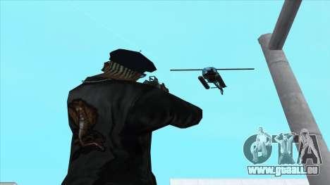 WantedLevel pour GTA San Andreas deuxième écran