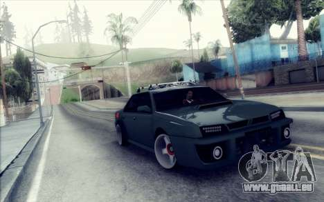 New Stance Sultan für GTA San Andreas