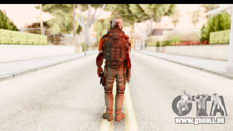 Homefront The Revolution - KPA v2 Dead für GTA San Andreas dritten Screenshot