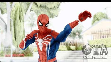 Spider-Man Insomniac v1 pour GTA San Andreas
