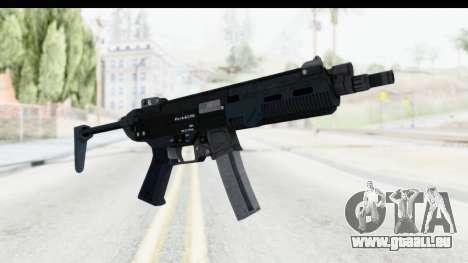 GTA 5 Hawk & Little SMG für GTA San Andreas