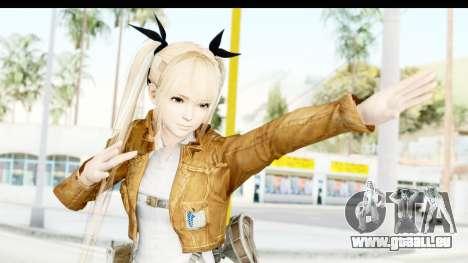 DoA 5: LR - Marie Rose (A.O.T DLC) für GTA San Andreas