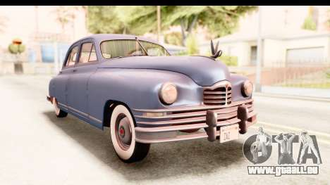 Packard Standart Eight 1948 Touring Sedan pour GTA San Andreas