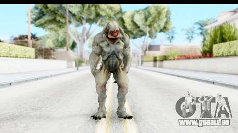 DOOM 3 - Hellknight für GTA San Andreas zweiten Screenshot