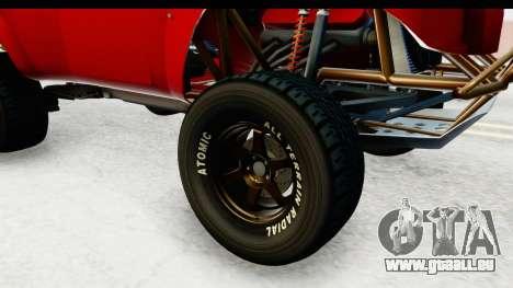 GTA 5 Trophy Truck SA Lights pour GTA San Andreas vue arrière