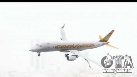 Embraer 190 ConViasa für GTA San Andreas
