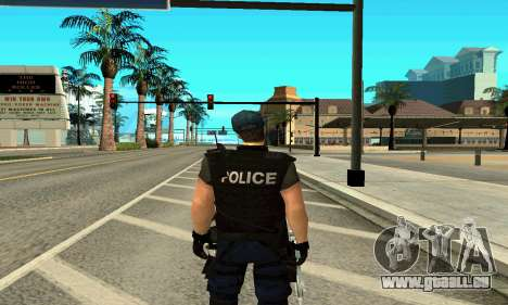 Trainer SWAT für GTA San Andreas zweiten Screenshot