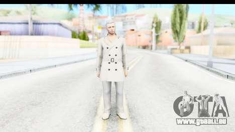 GTA 5 Ill Gotten-Gains DLC Male Skin pour GTA San Andreas deuxième écran