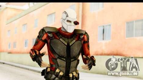Suicide Squad - Deadshot pour GTA San Andreas