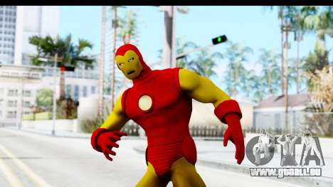Marvel Heroes - Ironman pour GTA San Andreas