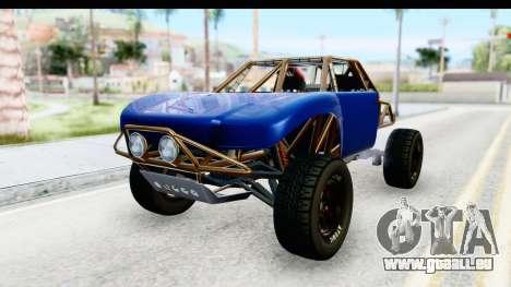 GTA 5 Trophy Truck IVF PJ pour GTA San Andreas vue de droite