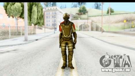 Homefront The Revolution - KPA v1 Original pour GTA San Andreas deuxième écran