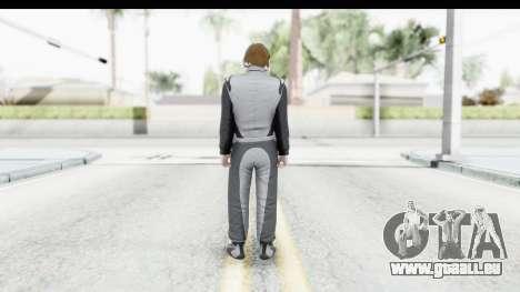 GTA 5 Online Cunning Stunts Skin 1 pour GTA San Andreas troisième écran