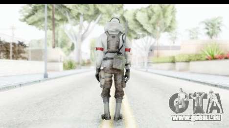 The Division Last Man Battalion - Leader pour GTA San Andreas troisième écran