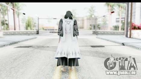 Bleach - Byakuya pour GTA San Andreas troisième écran