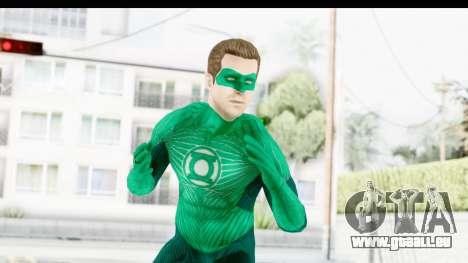 Green Lantern The Movie - Hal Jordan für GTA San Andreas