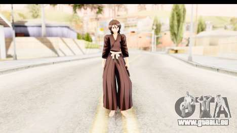 Bleach - Rukia pour GTA San Andreas deuxième écran