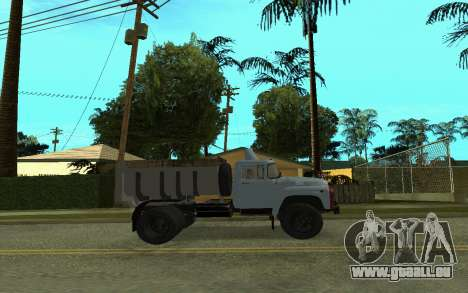 ZIL-130 Arménie pour GTA San Andreas vue de droite