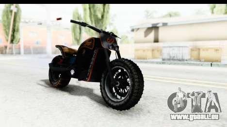 GTA 5 Western Gargoyle Custom v1 IVF für GTA San Andreas