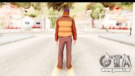 Silent Hill Homecoming - Travis für GTA San Andreas dritten Screenshot