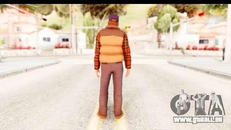 Silent Hill Homecoming - Travis pour GTA San Andreas troisième écran