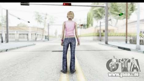 Silent Hill 3 - Heather Sporty Light Pink HK für GTA San Andreas dritten Screenshot