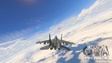 GTA 5 Su-30МКК HQ Chinesisch Siebter Screenshot