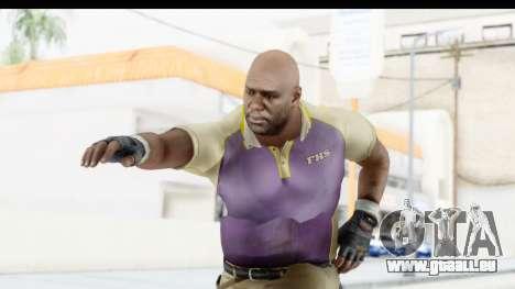 Left 4 Dead 2 - Coach für GTA San Andreas