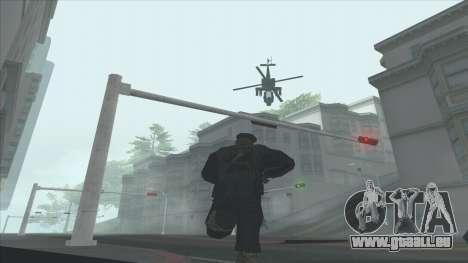 WantedLevel pour GTA San Andreas cinquième écran