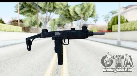 UZI pour GTA San Andreas