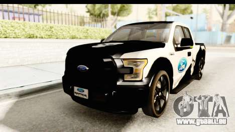 Ford F-150 Tuning für GTA San Andreas