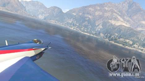 GTA 5 J-10A SY Aerobatic Team fünfter Screenshot
