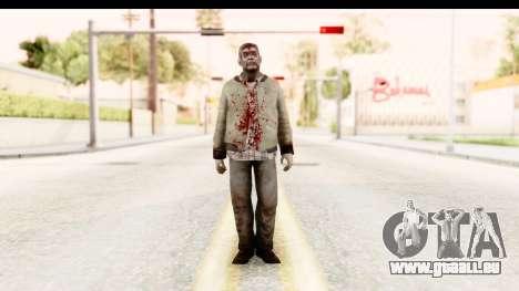 Left 4 Dead 2 - Zombie Rural für GTA San Andreas zweiten Screenshot
