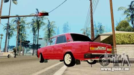 rus_racer ENB v1.0 pour GTA San Andreas quatrième écran