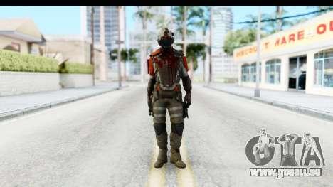 Homefront The Revolution - KPA v3 Dead für GTA San Andreas zweiten Screenshot