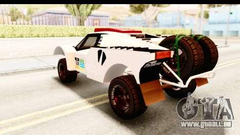 GTA 5 Desert Raid SA Lights pour GTA San Andreas salon