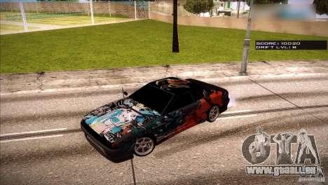 Elegy by LFYZ-T34 0.4v pour GTA San Andreas vue de droite
