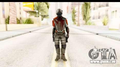 Homefront The Revolution - KPA v5 Dead für GTA San Andreas zweiten Screenshot