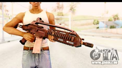 SCAR-LK pour GTA San Andreas