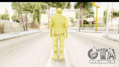 ArmyMen: Serge Heroes 2 - Man v5 für GTA San Andreas dritten Screenshot