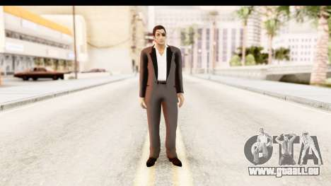 Yakuza 0 Goro Majima pour GTA San Andreas deuxième écran