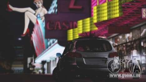 Hyundai Santa Fe Stock für GTA San Andreas Innenansicht