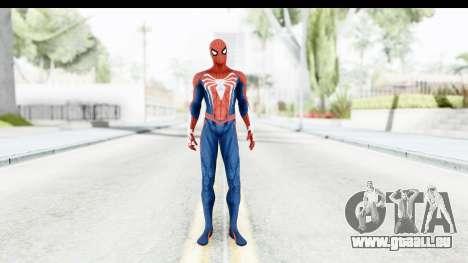Spider-Man Insomniac v1 für GTA San Andreas zweiten Screenshot