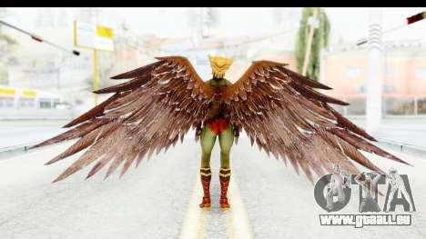 Injustice God Among Us - Hawk Girl für GTA San Andreas dritten Screenshot