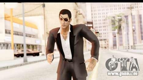 Yakuza 0 Goro Majima pour GTA San Andreas
